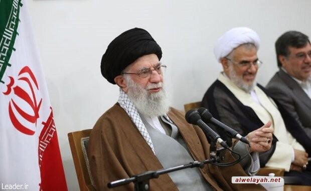 الإمام الخامنئي: الشهيد مثالاً عن التضحية والفداء لإعلاء راية الحق