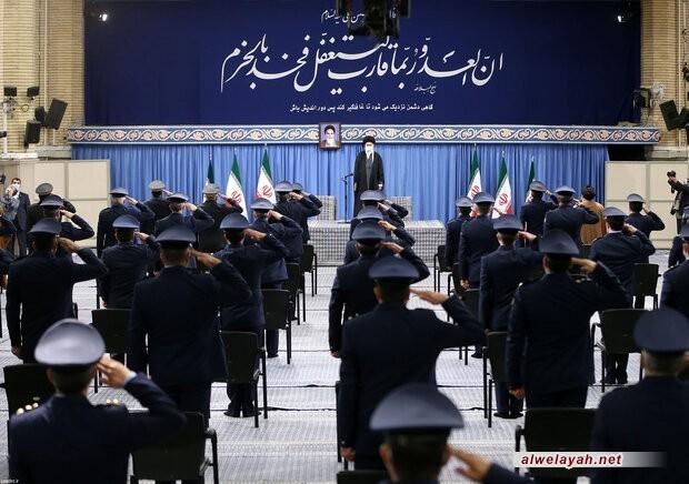 قائد الثورة الإسلامية: لا رجعة إلى الاتفاق النووي ما لم تعُد الولايات المتحدة الأميركية إلى كامل التزاماتها