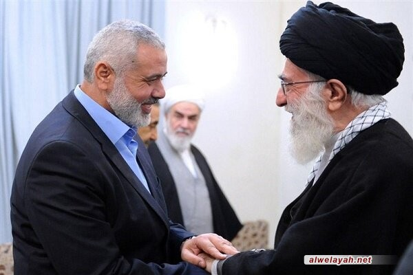 رسالة إسماعيل هنية الثانية إلى قائد الثورة / ردّ حماس الواضح والحازم لإلزام الاحتلال