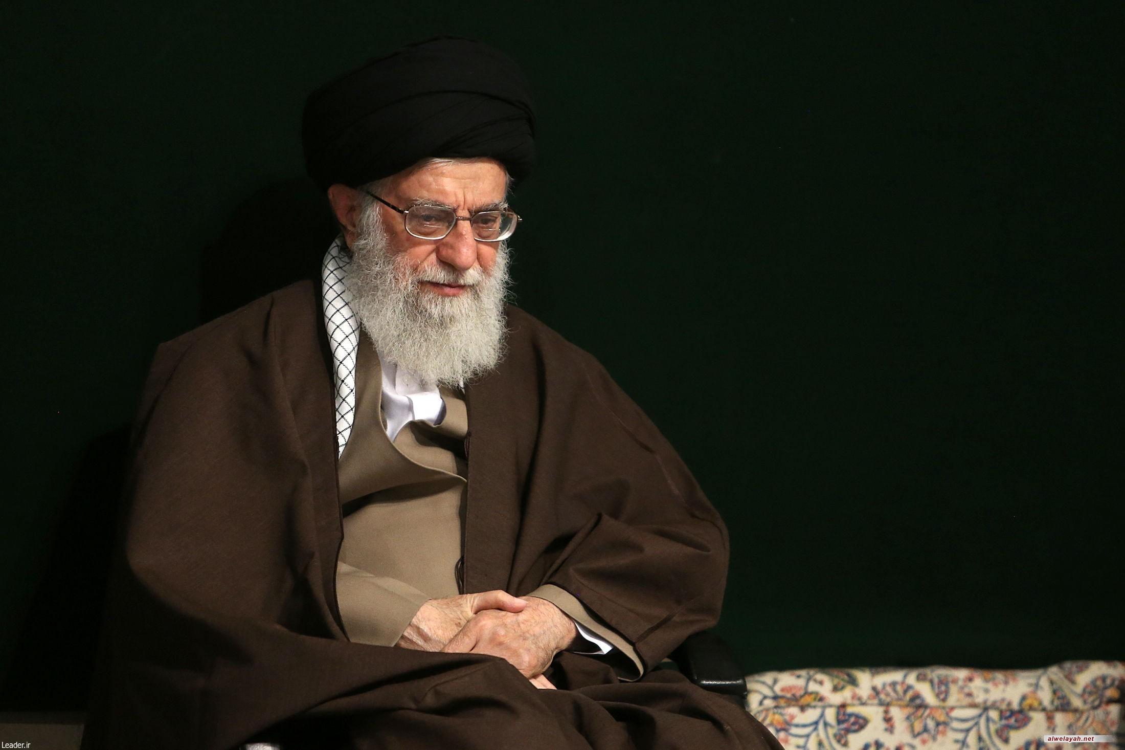 إقامة مراسم أربعين الإمام الحسين (ع) بحضور قائد الثورة الإسلامية
