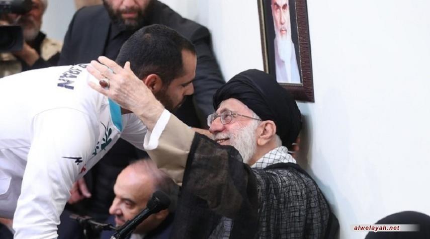 الإمام الخامنئي يوافق على إعفاء الأبطال الرياضيين من أداء الخدمة العسكرية