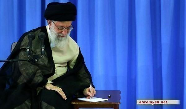 قائد الثورة الإسلامية يوافق على العفو عن أكثر من 3 آلاف من المدانين