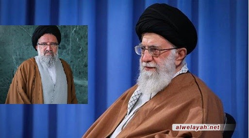 قائد الثورة الإسلامية يعين حجة الإسلام سيد أحمد خاتمي عضوا بمجلس صيانة الدستور