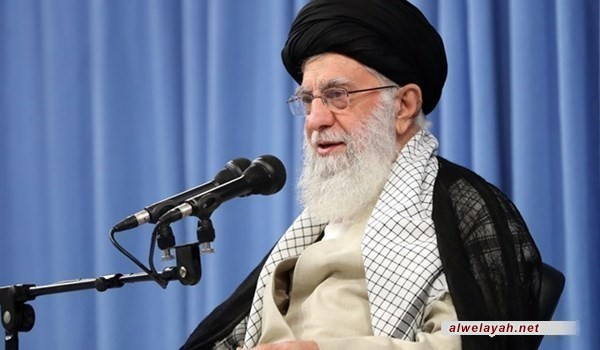 قائد الثورة الإسلامية أرغمنا العدو على التراجع على الأصعدة السياسية والأمنية والعسكرية