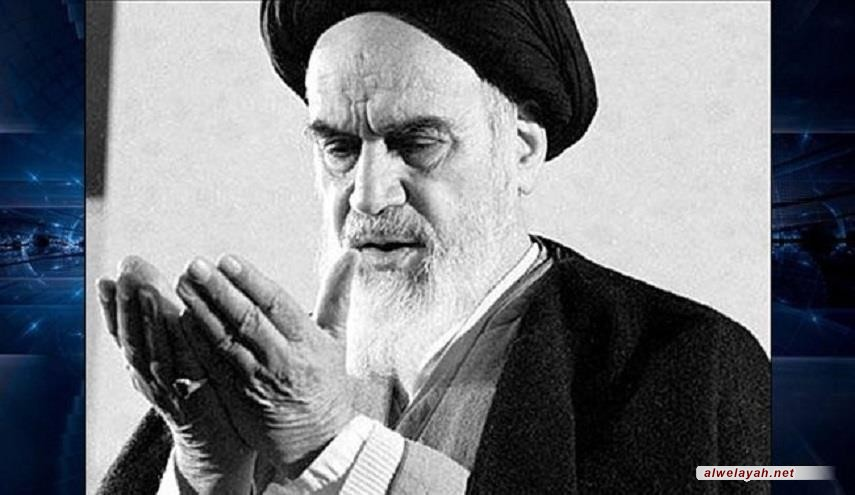 الآداب المعنوية للصلاة، الإمام الخميني: في الآداب القلبية لمكان المصلّى وفيه فصلان، الفصل الثاني