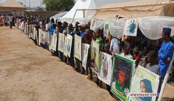 """خلال """"يوم الشهداء"""" أنصار الشيخ الزكزاكي يحيون ذكرى شهداء الحركة الإسلامية في نيجيريا"""
