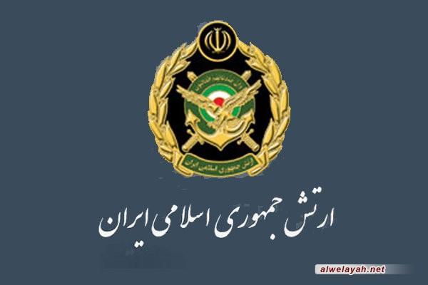 في ذكرى ملحمة التاسع من دي (يوم البصيرة وميثاق الأمة مع الولاية؛ الجيش الإيراني: الجيش جاهز للتصدي لأي فتنة داخلية أو خارجية