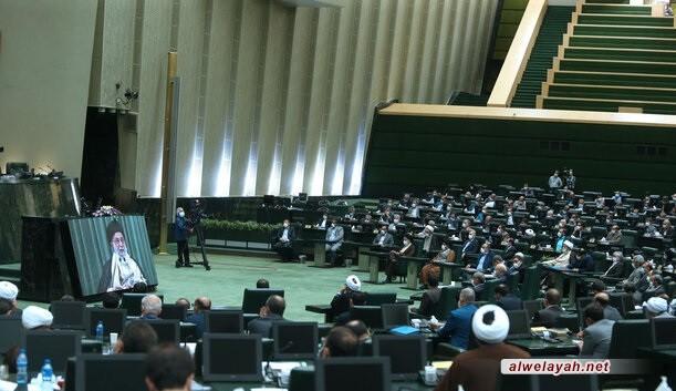 يوم الخميس؛ قائد الثورة سيلتقي بنواب البرلمان