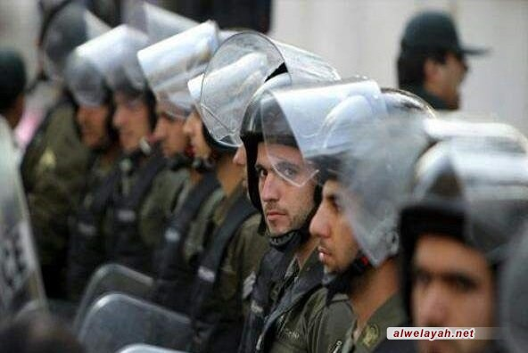في رسالة من حضرته؛ قائد الثورة: قوات الشرطة واحدة من ركائز الأمن في البلاد