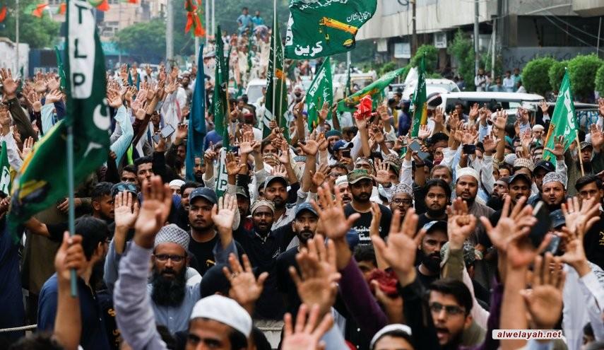 اتساع الحركة الاحتجاجية في العالم ضد الإساءة الفرنسية لنبيّ الإسلام