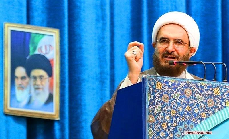 حجة الإسلام حاج علي اكبري: محور المقاومة وجه ضربات إستراتيجية للاستكبار خلال الأشهر الماضية