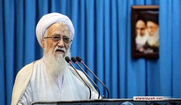 """خطيب الجمعة في طهران: القدس ليست للبيع ووهم""""صفقة القرن"""" لن يتحقق أبدا"""