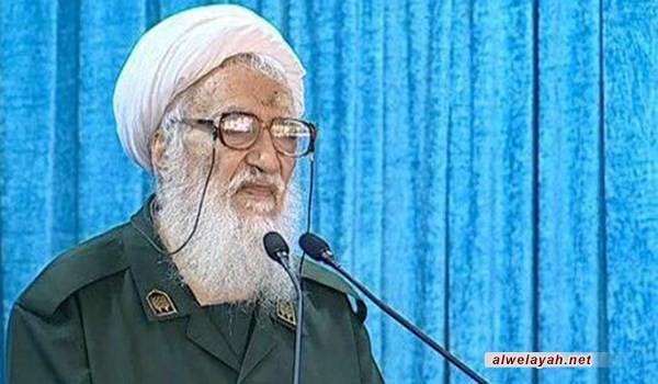 خطيب جمعة طهران: الحرس الثوري قادر على تسوية تل أبيب بالتراب