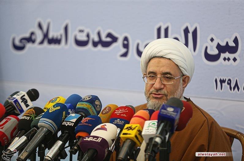 مؤتمر الوحدة الإسلامية يقام غداً بمشاركة أكثر من 93 دولة