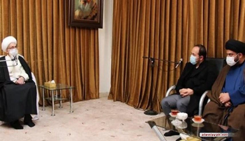 المرجع نوري الهمداني: اغتيال الشهيد فخري زادة دليل على عداء الغرب للشعب الإيراني