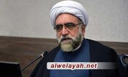 متولي العتبة الرضوية المقدسة: الأربعين الحسيني ظاهرة حضارية