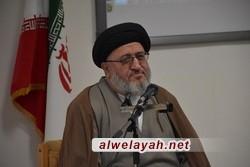 حجة الإسلام جلالي: توجيهات قائد الثورة الإسلامية وتعزيز خطاب الصمود رهان لاقتدار إيران