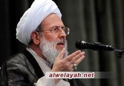 آية الله ري شهري: العدو كان يخطط لإسقاط النظام في أقصى مدة أربعة أشهر