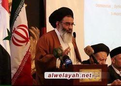 حجة الإسلام طباطبائي: قائد الثورة الإسلامية على تواصل مستمر مع مختلف شرائح الأمة الإسلامية