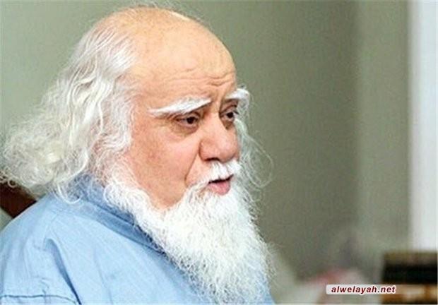 """في رسالة؛ قائد الثورة الإسلامية يعزي بوفاة العالم والمفكر البارز """"حكيمي"""""""