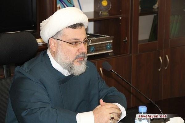 الشيخ شفيق جرادي: الإمام الخميني أراد أن يربط كل الأمة بمركزية تجمعها تحت عنوان القدس