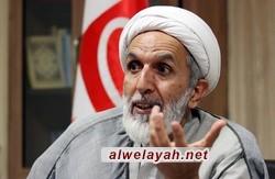 الشيخ مهدي طائب: المطالب بإقامة العلاقات مع أمريكا هو آخر من يتحدث عن ولائه للإمام الخميني
