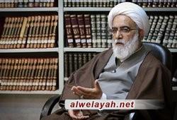 آية الله شب زنده دار: الثورة الإسلامية لم تكن يوما هي البادئة في الحرب