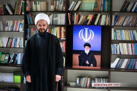 الشيخ أكرم الكعبي: أمريكا ترفض وجود عراق قوي والجمهورية الإسلامية تسعى لبناء عراق قوي