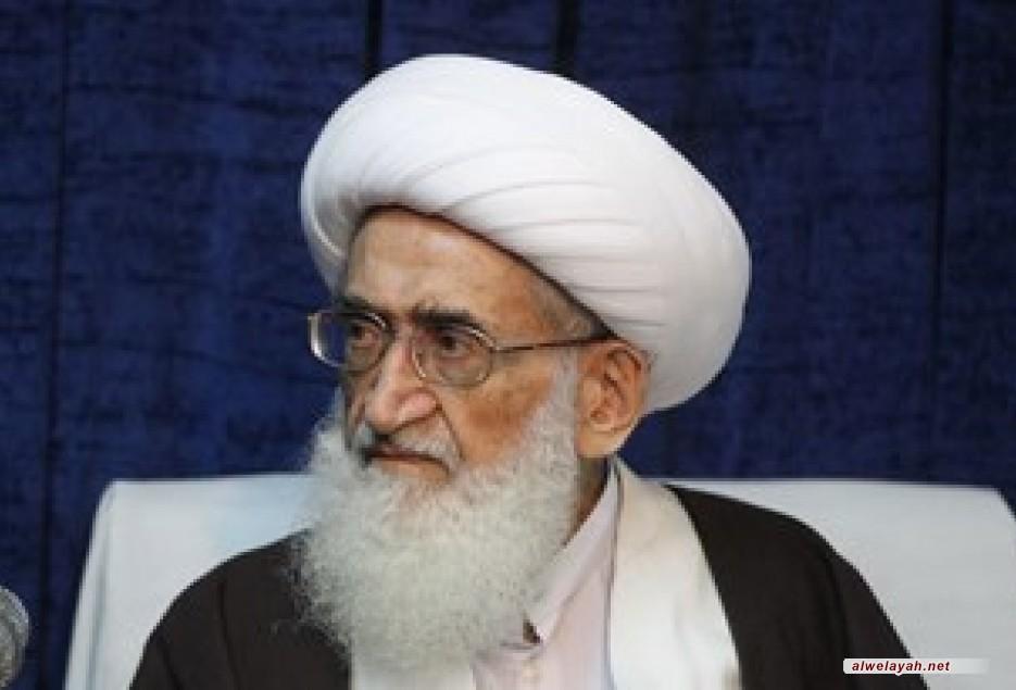 آية الله نوري الهمداني: زوال النظام السعودي بات قاب قوسين أو أدنى