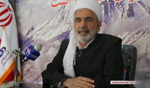إمام جمعة سنندج: الأعمال الإرهابية للعناصر المعادية للثورة دليل عجزهم