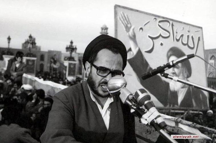 من هو الشهيد السيد عبد الكريم  هاشمي نجاد