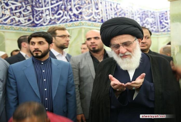 مراسم تشييع جثمان آية الله الهاشمي الشاهرودي غدا في طهران وقم