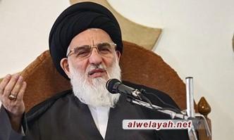 في برقية تعزية محسن رضائي: آية الله الشاهرودي لم يتوان عن خدمة الجمهورية الإسلامية