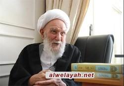 آية الله ناصري: حري بالمرء أن ينتبه لعمله في شهر رمضان المبارك