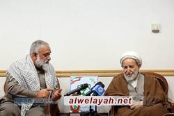آية الله يزدي: الثورة الإسلامية عززت قدراتها يوما بعد يوم على الرغم من المؤامرات