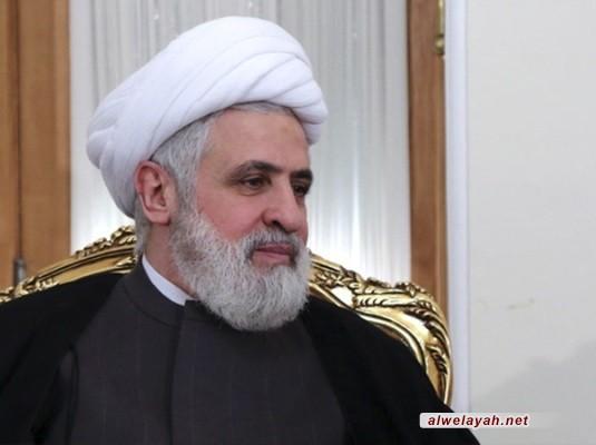 الشيخ نعيم قاسم: الإمام الخميني رائد الوحدة في القرن العشرين