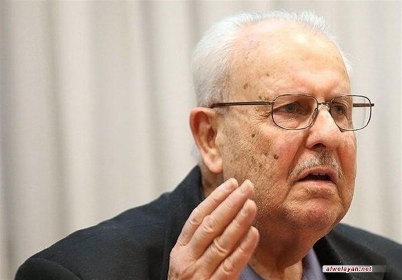 السفير الفلسطيني في طهران: سنصلي برفقة الإمام الخامنئي في المسجد الأقصى المحرر