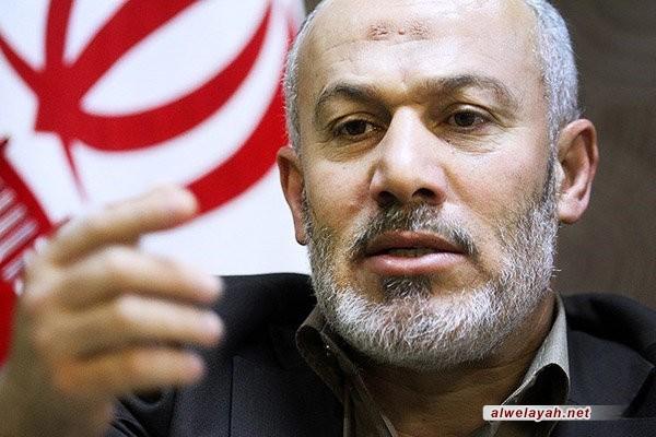 ممثل الجهاد الإسلامي في طهران: الإمام الخميني بقراءة صحيحة للدين أدرك أن سبيل النهوض للأمة هو الحركة باتجاه القدس