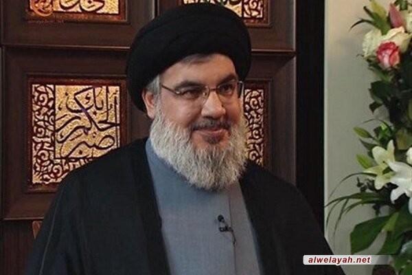 حوار مع الأمين العام لحزب الله سماحة السيد حسن نصر الله - القسم الثاني