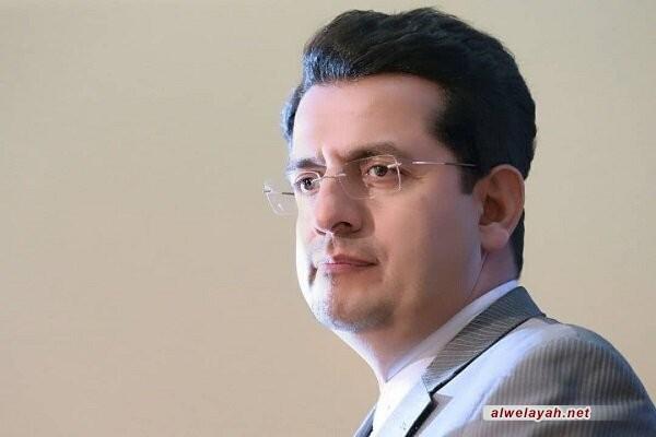 عباس موسوي: قائد الثورة الإسلامية مخطط استراتيجي رائع والعالم يذعن بذلك