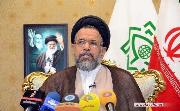 وزير الأمن الإيراني: جريمة اغتيال سليماني لن تمر بلا ردّ/ أبعاد الثأر ترتبط بالجمهورية الإسلامية