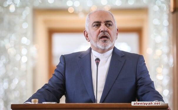 ظريف في البرلمان الإيراني: سياساتنا في الاتفاق النووي مبنية علی توجيهات قائد الثورة