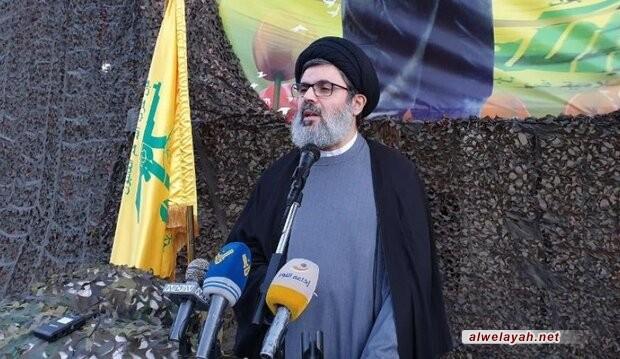 السيد هاشم صفي الدين؛ المقاومة أصبحت بعد اغتيال سليماني أشد إصرارا على تحرير المنطقة من الاحتلال الأميركي