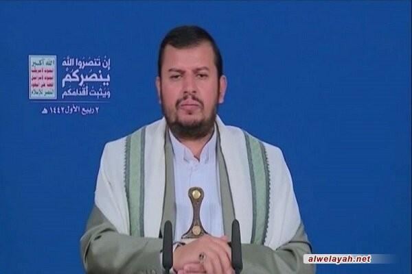 السید الحوثي: الحضارة الغربية تفتقد الرحمة وتصادر حريات الشعوب وتنهب ثرواتهم وتتحدث عن حقوق الإنسان
