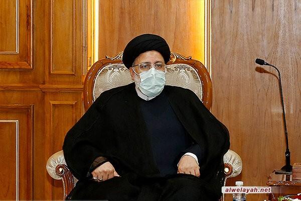رئيس السلطة القضائية: ملف استشهاد القائد سليماني يجب أن يكون دائما على جدول الأعمال