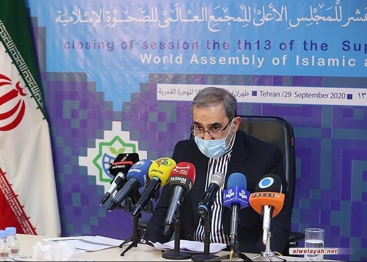 المجمع العالمي للصحوة الاسلامية: المقاومة هي السبيل الوحيد لتحرير القدس