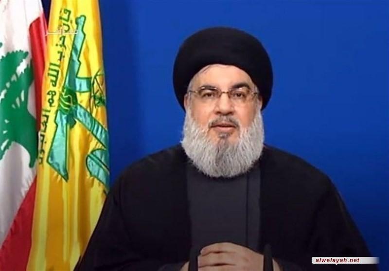 السيد نصر الله: منذ اغتيال الشهيد سليماني بدأت أمريكا بإحياء داعش في سوريا والعراق