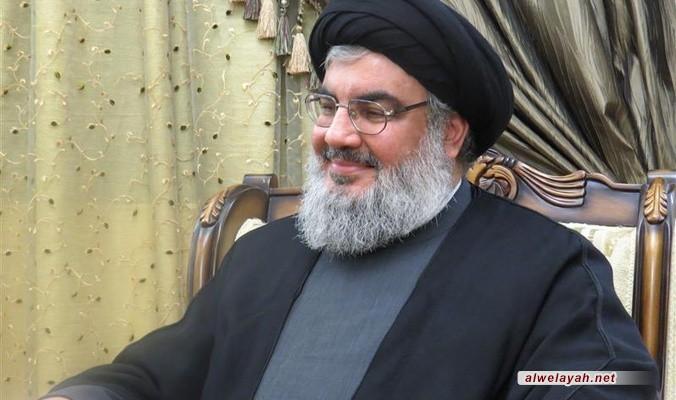 حوار مع الأمين العام لحزب الله سماحة السيد حسن نصر الله - القسم الخامس
