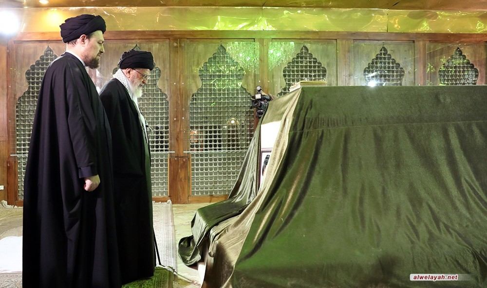 إيران تحيي ذكرى رحيل الإمام الخميني(ره) بكلمة لقائد الثورة الإسلامية