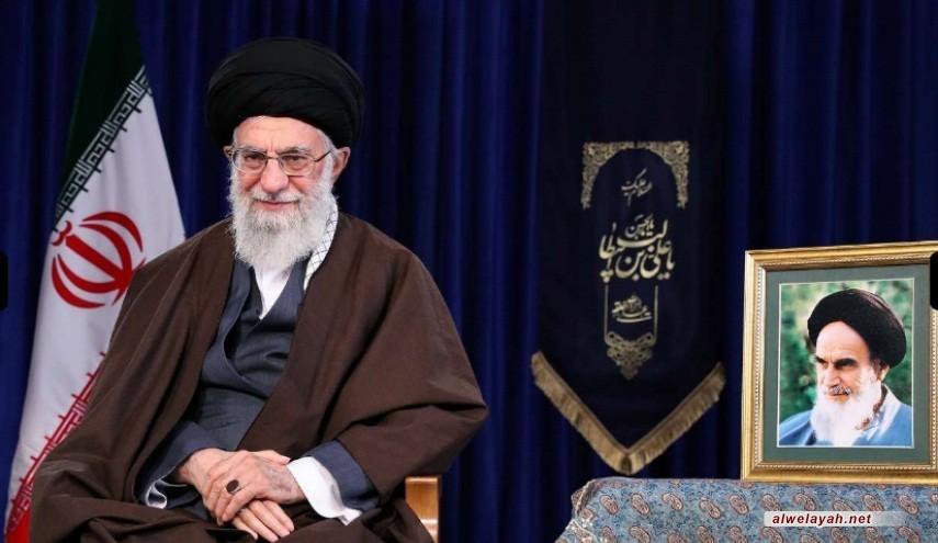 """قائد الثورة الإسلامية: شعار العام الإيراني الجديد """"دعم الانتاج الوطني"""""""